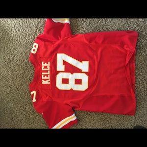 Other - Kelce Kansas City Chiefs Jersey